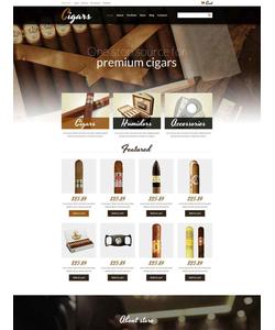WooCommerce e-shop šablona na téma Nejpopulárnější č. 52849