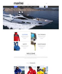 WooCommerce e-shop šablona na téma Cestování č. 52918