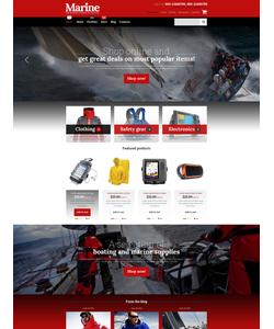 WooCommerce e-shop šablona na téma Sport č. 52953