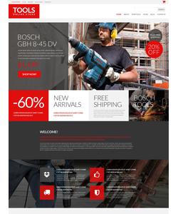 WooCommerce e-shop šablona na téma Nejpopulárnější č. 52954