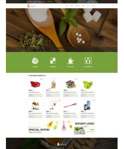 WooCommerce e-shop šablona na téma Svatby č. 53021