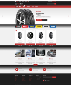 WooCommerce e-shop šablona na téma Auta č. 53114