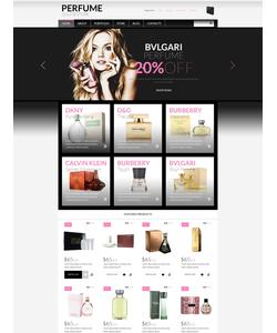 WooCommerce e-shop šablona na téma Krása č. 53420