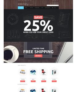 Zen Cart e-shop šablona na téma Podnikání č. 53475