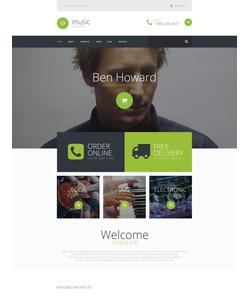 WooCommerce e-shop šablona na téma Umění a fotografie č. 53494