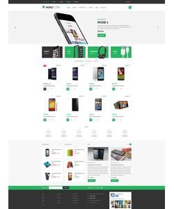 WooCommerce e-shop šablona na téma Elektronika č. 53657