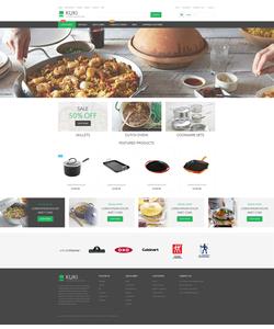 Zen Cart e-shop šablona na téma Interiér a nábytek č. 55145