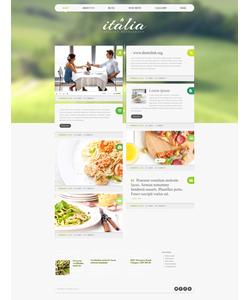 WordPress šablona na téma Café a restaurace č. 48708