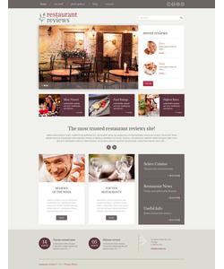 WordPress šablona na téma Café a restaurace č. 49230