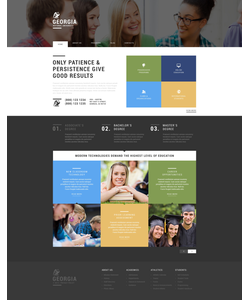 WordPress šablona na téma Věda č. 50861