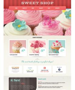 WordPress šablona na téma Café a restaurace č. 50935