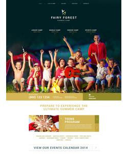 WordPress šablona na téma Rodina č. 51029