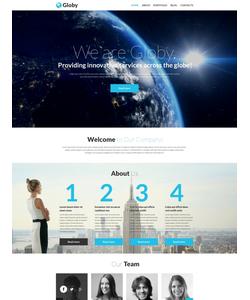 WordPress šablona na téma Podnikání č. 51253
