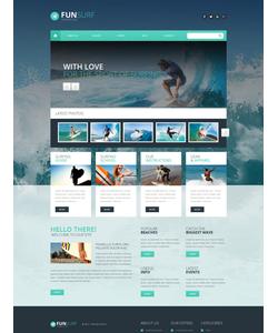 WordPress šablona na téma Cestování č. 51346