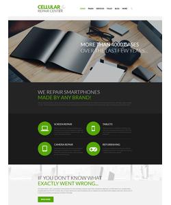 WordPress šablona na téma Elektronika č. 51840