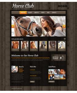 WordPress šablona na téma Zvířata č. 51973