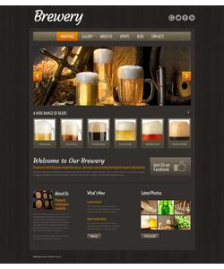 WordPress šablona na téma Café a restaurace č. 51974