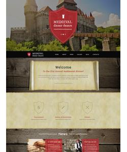 WordPress šablona na téma Café a restaurace č. 51987