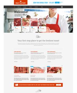 WordPress šablona na téma Café a restaurace č. 51992
