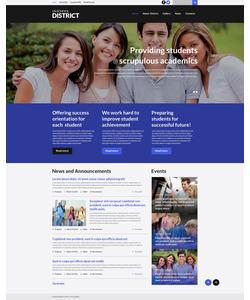 WordPress šablona na téma Věda č. 52422