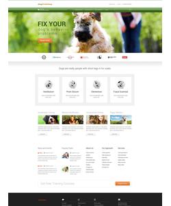 WordPress šablona na téma Zvířata č. 52440