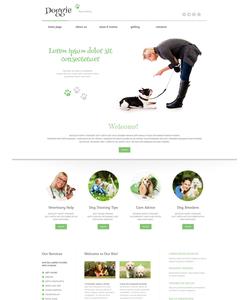 WordPress šablona na téma Zvířata č. 52559