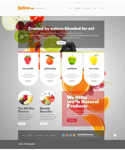 WordPress šablona na téma Café a restaurace č. 52695