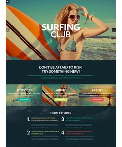 WordPress šablona na téma Cestování č. 52824