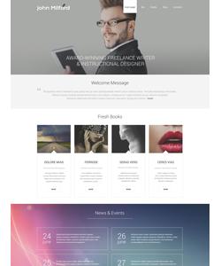 WordPress šablona na téma Svatby č. 52949