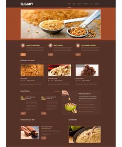 WordPress šablona na téma Café a restaurace č. 53434