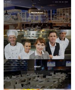WordPress šablona na téma Café a restaurace č. 53589