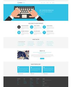 WordPress šablona na téma Software č. 53761