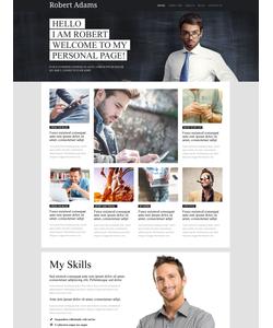 WordPress šablona na téma Svatby č. 53935