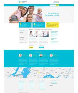 WordPress šablona na téma Podnikání č. 53983