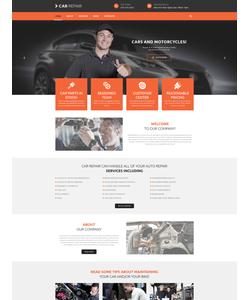 WordPress šablona na téma Auta č. 53985