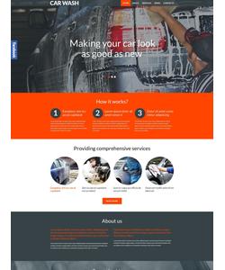 WordPress šablona na téma Auta č. 53987