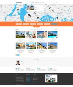 WordPress šablona na téma Podnikání č. 53995