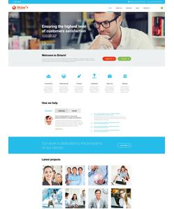 WordPress šablona na téma Podnikání č. 54575