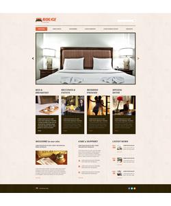 WordPress šablona na téma Hotely č. 54645