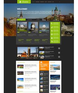 WordPress šablona na téma Cestování č. 54730