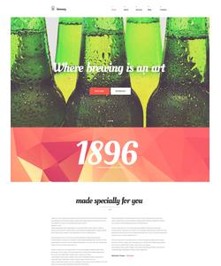 WordPress šablona na téma Café a restaurace č. 54935