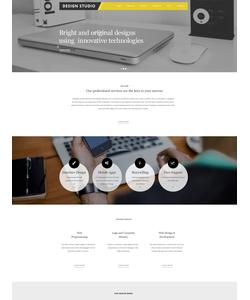 WordPress šablona na téma Umění a fotografie č. 56038