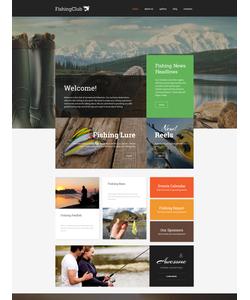 WordPress šablona na téma Cestování č. 57738