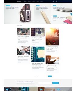 WordPress šablona na téma Média č. 58445