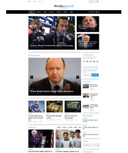 WordPress šablona na téma Doprava č. 58497