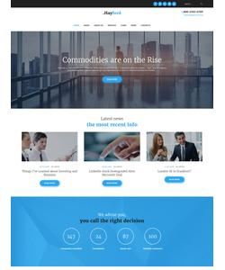 WordPress šablona na téma Doprava č. 60053