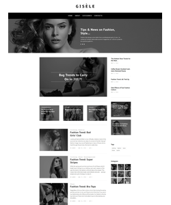 WordPress šablona na téma Móda č. 61146