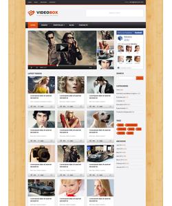 WordPress šablona na téma Média č. 40957