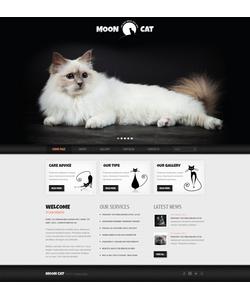 WordPress šablona na téma Zvířata č. 42117