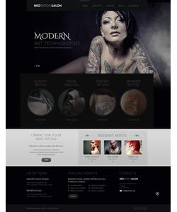 WordPress šablona na téma Krása č. 43569